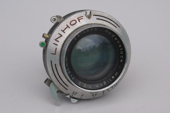 Linhof Heligon 1:3.2/90mm Médio Formato