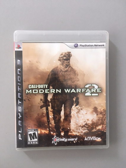 Call Of Duty Modern Warfare 2 Ps3 Original
