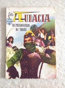 Hq Foto Audácia Número 2 Original 1964 Editora Ediex C192