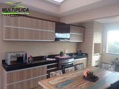 Cobertura Prox Ufu Santa Mônica 181 M² - 34