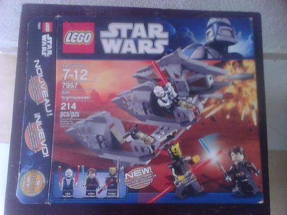 Lego Star Wars Sith Nightspeeder Modelo 7957 Baratoo!!!!!!!!