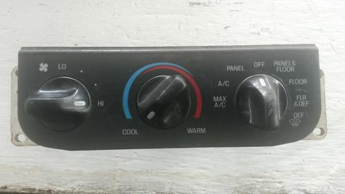 Panel  Control De Aire Ford Explorer 98