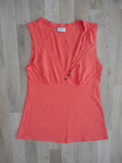 Musculosa Coral Ayres