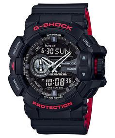 Relógio Casio G-shock Ga-400hr-1adr Ga 400 Lançamento