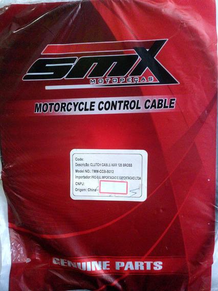 Cabo De Embreagem Da Moto Nxr125 Bross 2012 (smx)