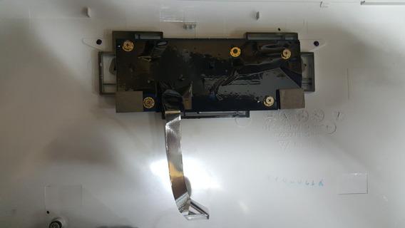 Placa Dos Comandos Teclado Flat Cable Projetor Optoma Hd20