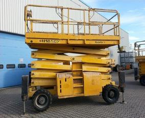 Plataforma Tijera - Haulotte H18 Sdx Cel 098154994