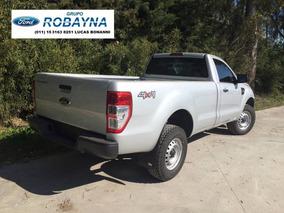 Robayna | Ford Ranger Xl 2.2l Cabina Simple 4x4 0km 2017 Lb