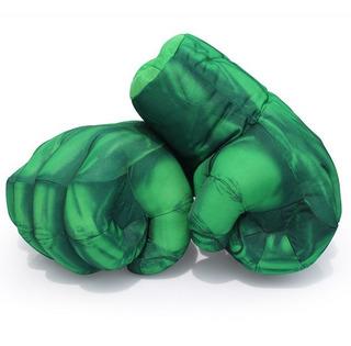 Par De Luvas Box Infantil Hulk 28cm - Até 12x