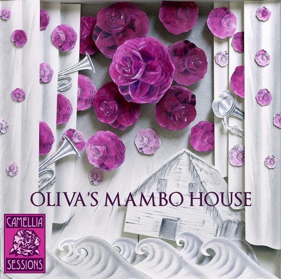 Cd Música House Electrónica Oliva