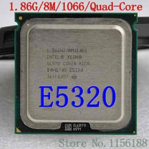 Processador Intel Xeon E5320 8m Cache 1.86ghz 1066mhz Lga771