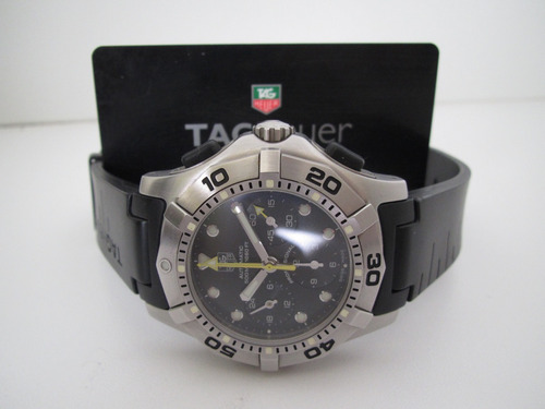 Tag Heuer Aquagraph !!! Calibre 60 !!!