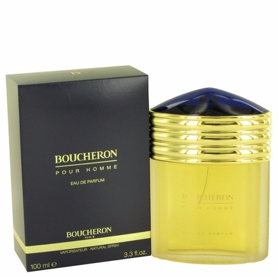 Perfume Boucheron Eau De Parfum Masculino 100ml Original