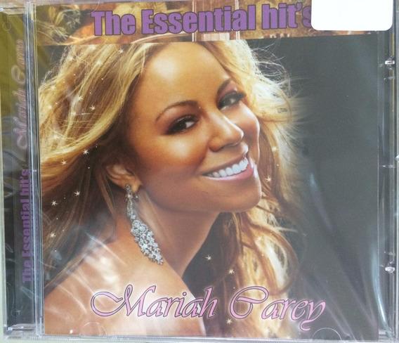 Cd Mariah Carey - The Essential Hits (original E Lacrado)