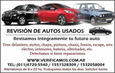 Revision De Autos Usados A Domicilio Escaneo Sin Cargo