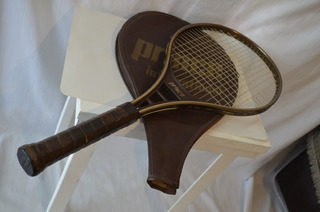 Lote De Raquetas Antiguas De Tenis Paddle Wilson Prince