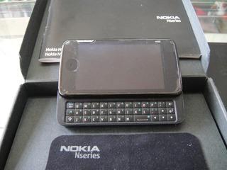 Nokia N900 En Caja Sin Cargador Incluye Envío