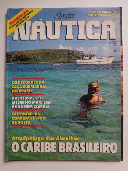 Revista Esportes E Náutica Ano 3 Nº 2