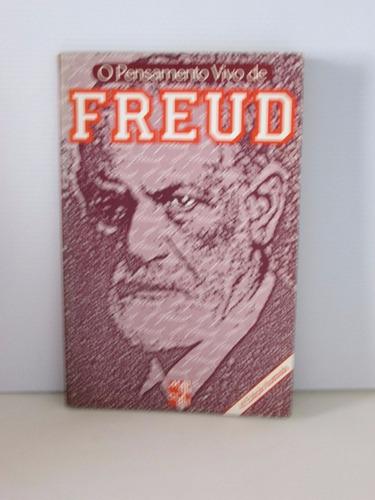 Livro O Pensamento Vivo De Freud