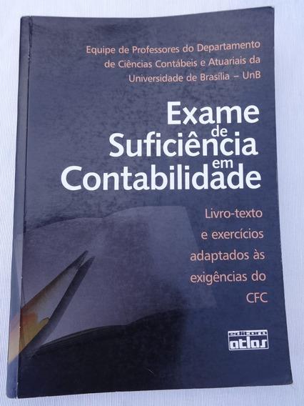 Livro: Exame De Suficiência Em Contabilidade - Unb - 2001