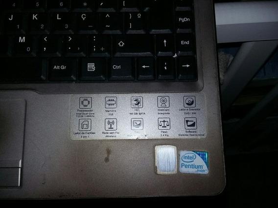 Notebook Sem Tela Funcionando
