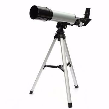 F360x50 De Alta Expansão Hd Refração Monocular Telescópio As