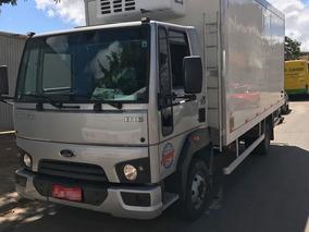Caminhão Ford Cargo 816 Com Baú Refrigerado