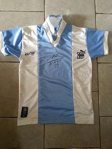 Camiseta Puma Diego Maradona Tam P