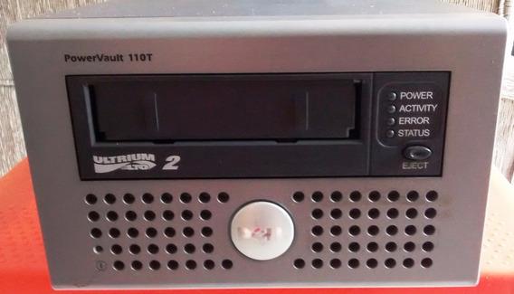 Unidade De Backup Dell Power Vault 110 T