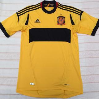 X11506 Camisa Goleiro adidas Espanha 12/13 M Fn1608