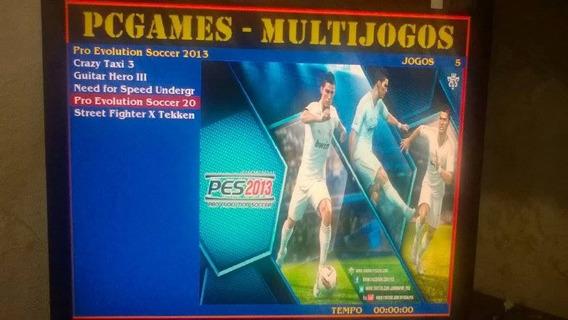 Sistema Mega Ultra Multijogos Com Mais De 2.200 Jogos