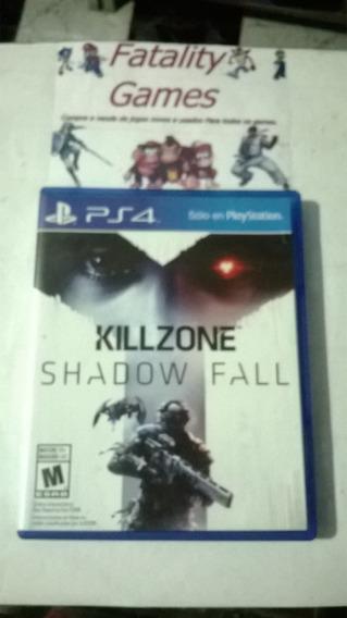 Killzone Shadow Fall Playstation 4 (usado) (original)