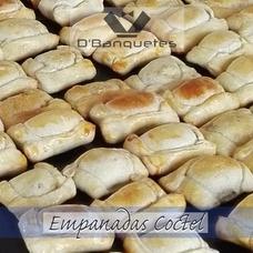 Empanadas De Coctel, Canapes, Tapaditos,productos Coctel
