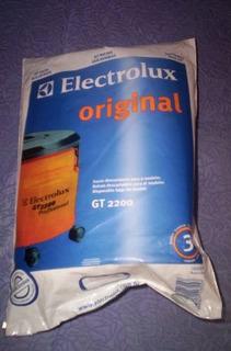 Bolsas Aspiradora Electrolux Gt 2200 Paquete Tres Unidades