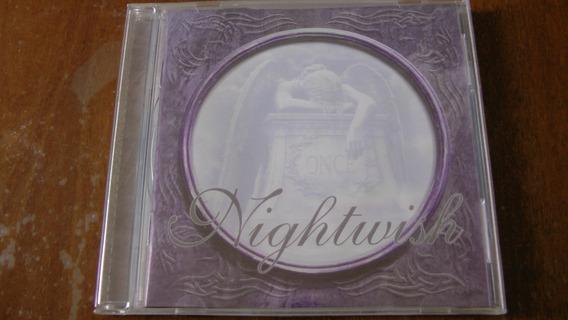 Nightwish Once Cd Primera Edicion Sello Nems ¡descatalogado!