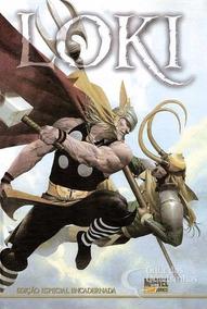Loki Edição Especial Marvel Panini Novo Lacrado!!!