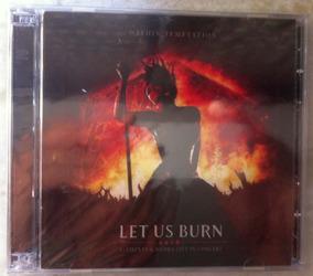 Cd Within Temptation Let Us Burn Frete Grátis Duplo