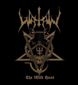 Backpatch Watain - The Wild Hunt - Medidas: 28x20