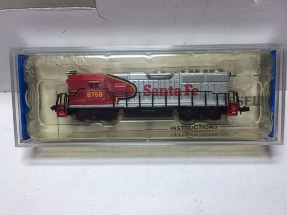 Gp50 - Tração 8 Rodas - Sfé 8759 - Escala N Locomotiva #35