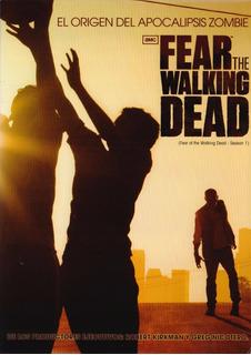 Fear The Walking Dead Primera Temporada 1 Serie Dvd