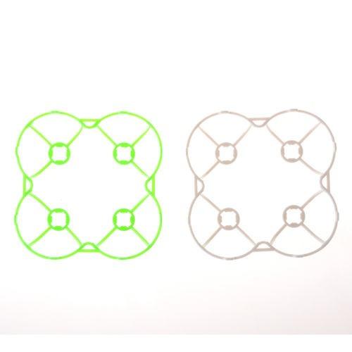 2x Cheerson Cx-10 Verde/blanco Cubierta De Protección Drone
