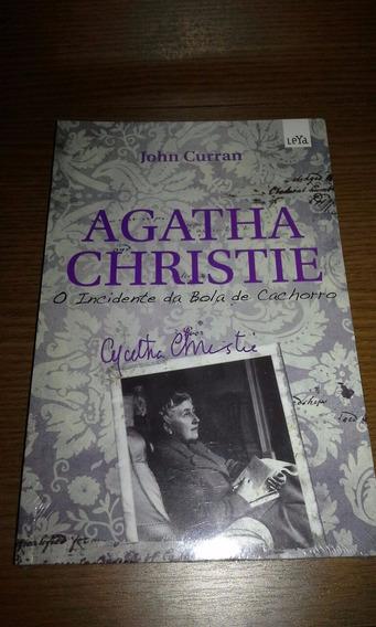Agatha Christie O Incidente Da Bola De Cachorro Box 2 Livros