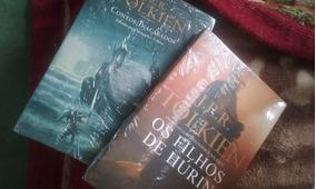 Livros Do Tolkien