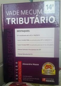 Vade Mecum Tributário Rideel - 14a. Ed. 2015