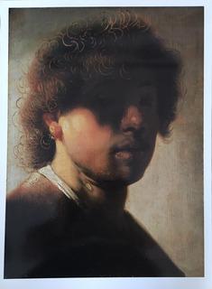 Pinturas Óleos Rembrandt Maestro