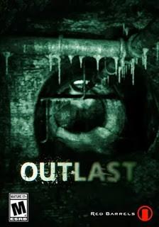 Outlast + Dlc Whistleblower Em Portugues (mídia Física) Pc