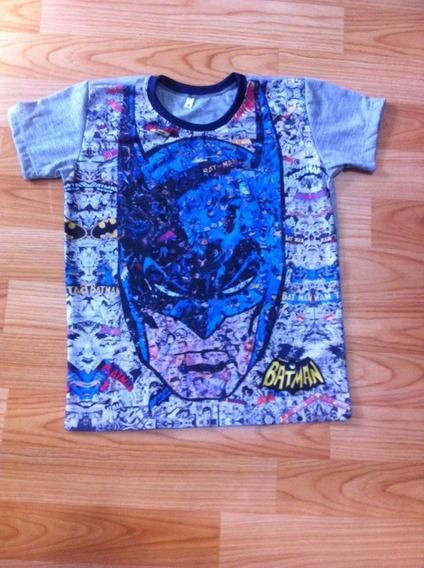 Camisa,camiseta Batman Comics
