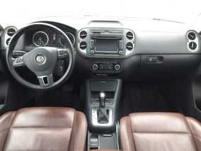 Volkswagen Tiguan 5p Track & Fun Tiptronic Climatronic Q/c 2