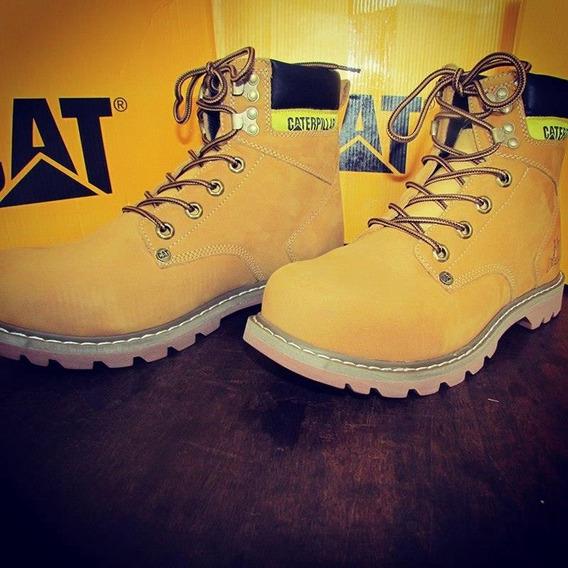 Bota Coturno Boots Caterpillar - Cat