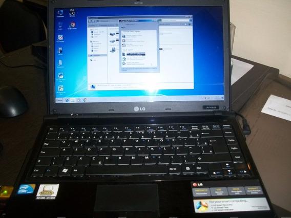 Notebook Lg A410 I3 4 Giga De Ram 500 Gb